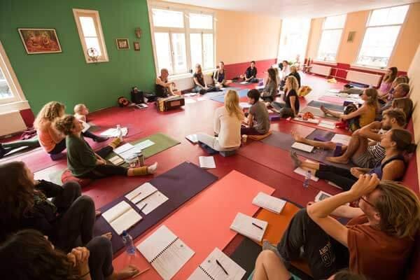 Svaha Yoga Amsterdam Downtown Studio