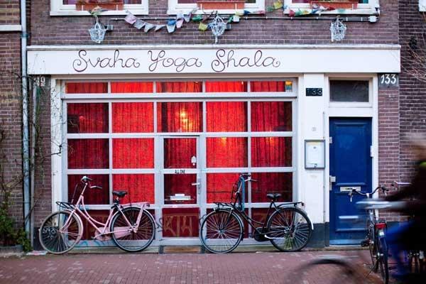 Svaha Yoga Amsterdam Jordaan Shala