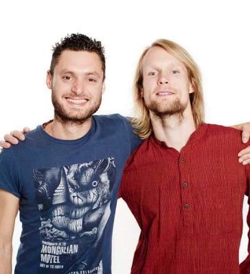 Remy & Daan