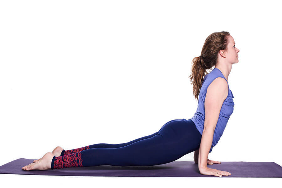Inge – Urdhva Mukha Svanasana (Upward-facing dog pose)