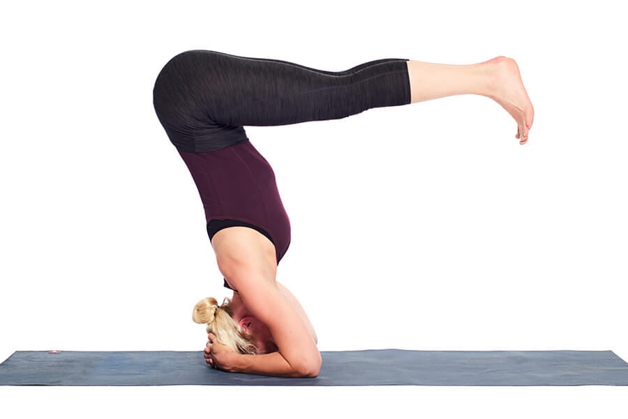 Urdhva Dandasana (Upward Facing Staff Pose)