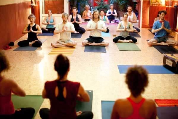 Svaha Yoga Amsterdam Jordaan Yoga Class