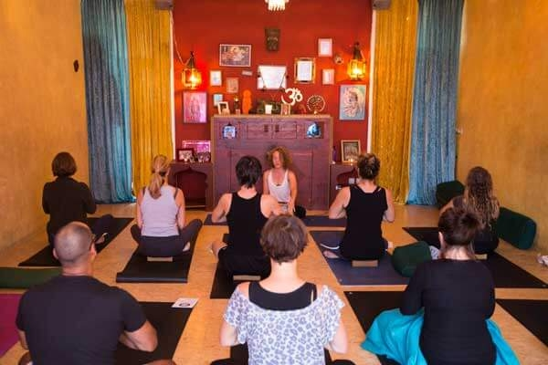 Svaha Yoga Amsterdam North Studio